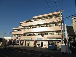 クレインストリート松本[4階]の外観