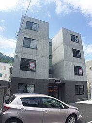 北海道札幌市中央区南二十七条西13丁目の賃貸マンションの外観
