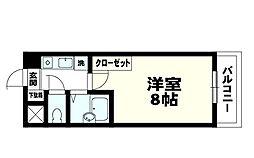アイランド小野山[5階]の間取り
