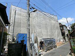 東京都足立区千住東1丁目の賃貸アパートの外観