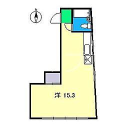 MACビル[3階]の間取り