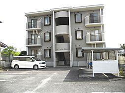 静岡県伊豆の国市南江間の賃貸マンションの外観