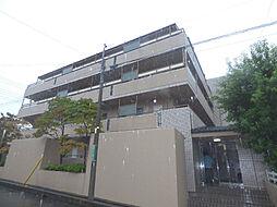 パームハイツII[1階]の外観