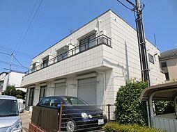 東京都昭島市東町1丁目の賃貸マンションの外観