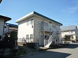 神奈川県高座郡寒川町小谷1丁目の賃貸アパートの外観