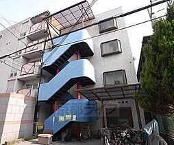 京都府京都市伏見区東柳町の賃貸マンションの外観