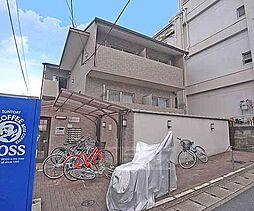 京都府京都市左京区浄土寺石橋町の賃貸マンションの外観