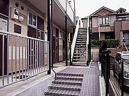 レオパレス都岡[2階]の外観