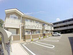 兵庫県伊丹市鋳物師4丁目の賃貸マンションの外観