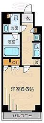 ステラメゾン学芸大学[4階]の間取り