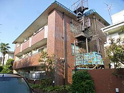 第二都マンション[1階]の外観