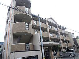 ハートフル21[2階]の外観