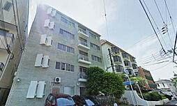 兵庫県神戸市中央区北野町4丁目の賃貸マンションの外観