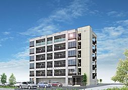 仮称 本城新築マンション[4階]の外観