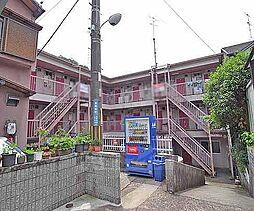 滋賀県大津市藤尾奥町の賃貸アパートの外観
