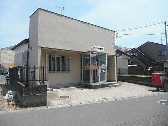 西中田簡易郵便...