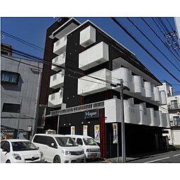 埼玉県熊谷市宮前町2丁目の賃貸マンションの外観