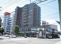 宮城県仙台市泉区泉中央4丁目の賃貸マンションの外観