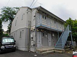 ヒューゲルハウスF[2階]の外観