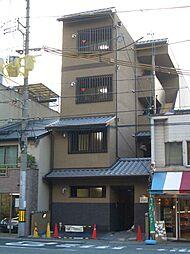 フラッティ西本願寺[4階]の外観
