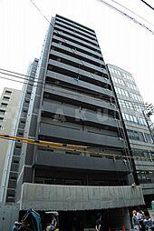 LAV心斎橋WEST[9階]の外観