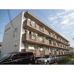 静岡県浜松市東区下石田町の賃貸マンションの外観