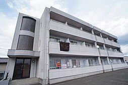 ハイツ昭和土地飯田[3階]の外観