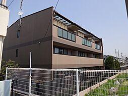 ソレーユ松村[2階]の外観