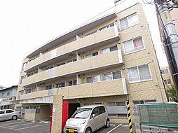 北海道札幌市中央区南十二条西16丁目の賃貸マンションの外観