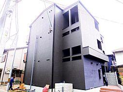 大阪府大阪市生野区巽中4丁目の賃貸アパートの外観