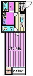 マ・メゾン大宮[1階]の間取り