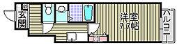 Oakley Terrace[105号室]の間取り