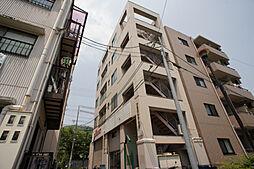 兵庫県神戸市中央区大日通7丁目の賃貸マンションの外観