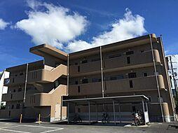 和歌山県有田郡有田川町大字徳田の賃貸マンションの外観
