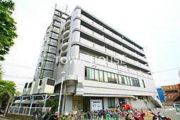 プラザハウス海老沢[5階]の外観