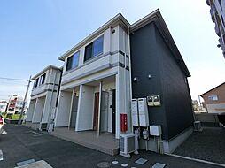 千葉県香取市北1丁目の賃貸アパートの外観