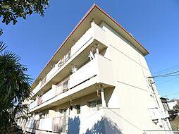 舎人吉岡ハイツ[2階]の外観