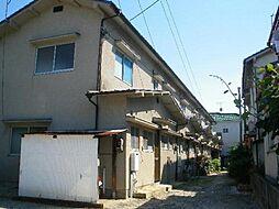 檜阪アパート[2号室]の外観