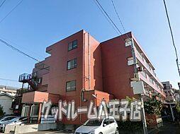 羽田第二ビル[4階]の外観