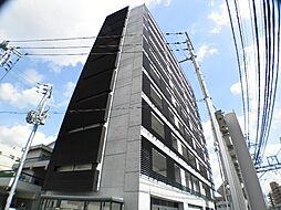 兵庫県神戸市東灘区深江北町3の賃貸マンションの外観