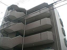 プランドール住吉[3階]の外観