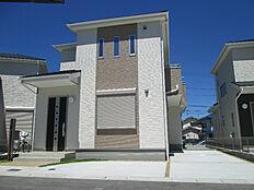 同仕様イメージ建物です。2017年10月完成予定。。近くに同仕様モデルルームがございます。