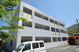 広島県広島市安芸区矢野西7丁目の賃貸マンションの外観