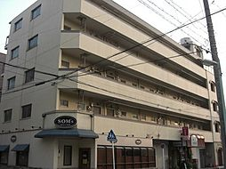 丸三ビル[5A号室]の外観
