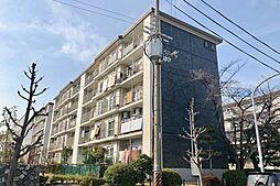 藤阪ハイツA4号棟[4階]の外観