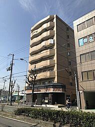 オーセント住之江[4階]の外観