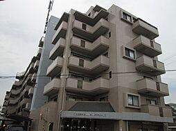 グリーンマンションやよい坂2[2階]の外観