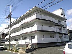 兵庫県姫路市青山4丁目の賃貸マンションの外観