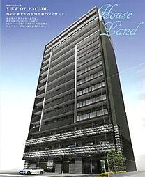 プレサンス名古屋グロウ[14階]の外観