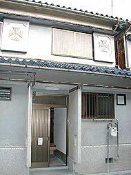 [テラスハウス] 大阪府大阪市平野区喜連3丁目 の賃貸【/】の外観